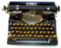 Gourland Typewriter