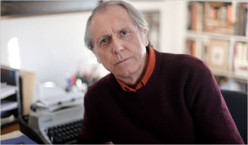 Novelist Don Delillo