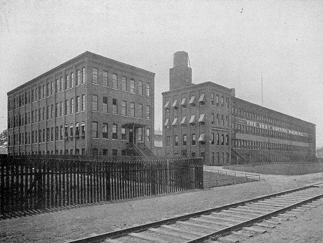 Yost Typewriter Factory