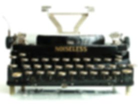 The Noiseless Portable Typewriter