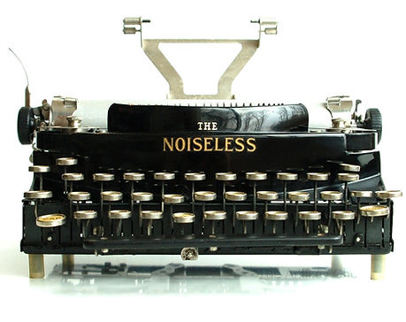 The Noiseless Portable Typewriter
