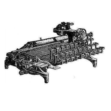 Mercury Typewriter