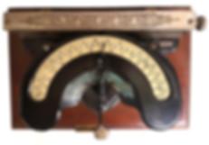Globe Typewriter