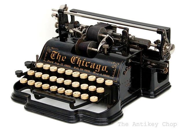 The Chicago Typewriter