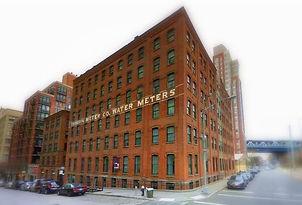 Lambert Typewriter Factory (Thomson Meter Co.)