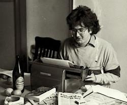 Poet John Forbes