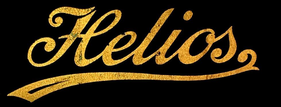 Helios Typewriter Logo