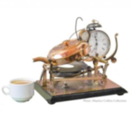 Clockwork Teasmade
