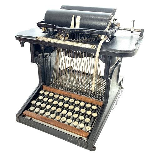 Antique Sholes & Glidden Typewriter ca.1875
