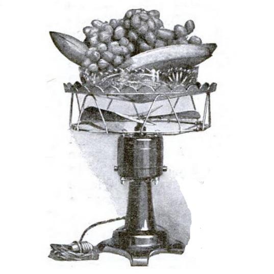 Fruit Basket Fan