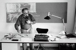 Playwright Max Frisch
