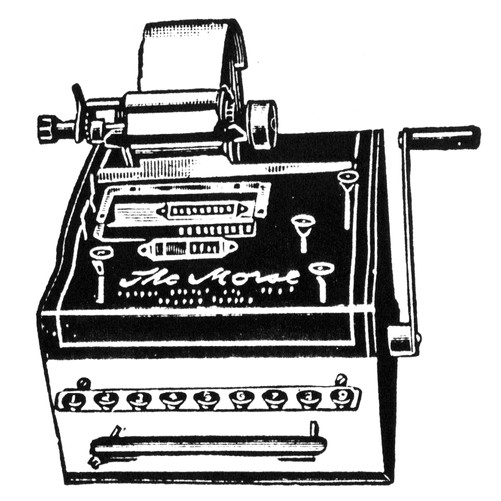The Morse Adding Machine