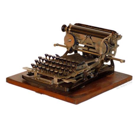 Daugherty Typewriter