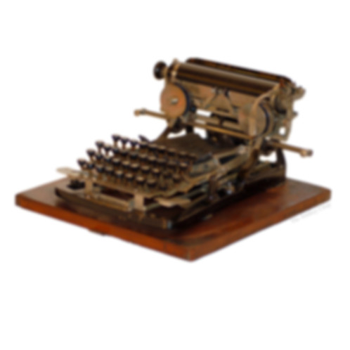 Daugherty Typewriter