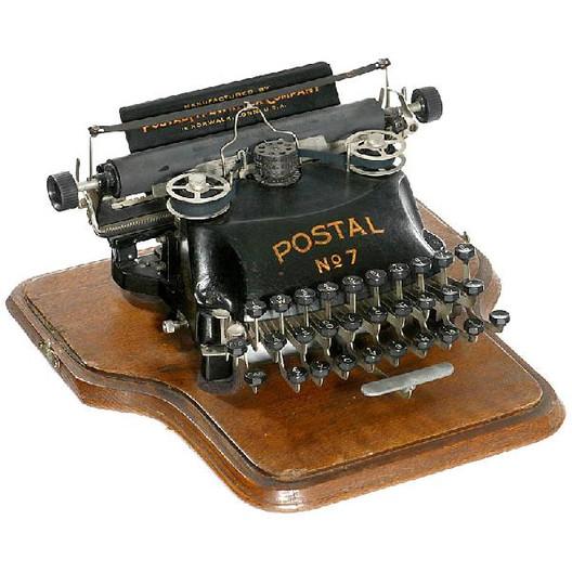 Postal No.7 Typewriter