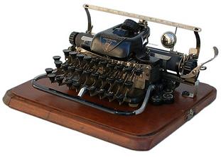 Blickensderfer No.7 Typewriter