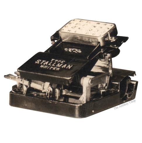 Stallman Typewriter