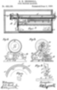 The Kruse Typewriter Patent
