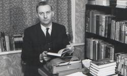 Horror Fiction Writer Basil Copper