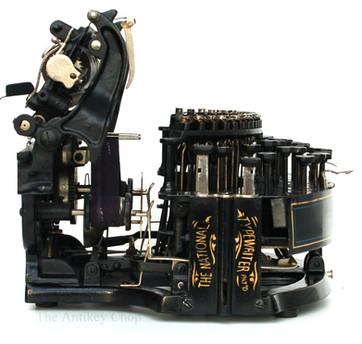 The National Typewriter