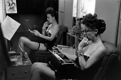 Author Gypsy Rose Lee