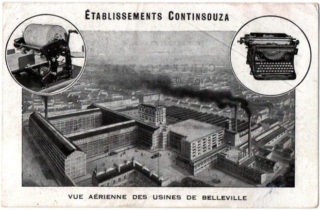 Contin Typewriter Factory