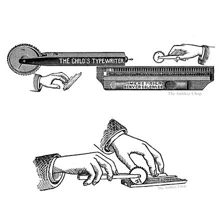 The Childs Typewriter