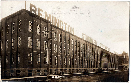 Remington Typewriter Factory