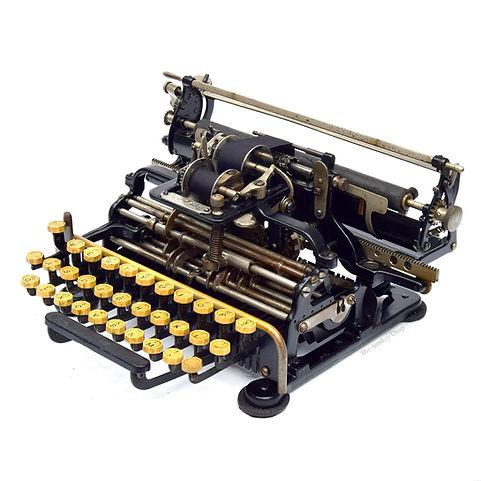 Munson No.1 Typewriter