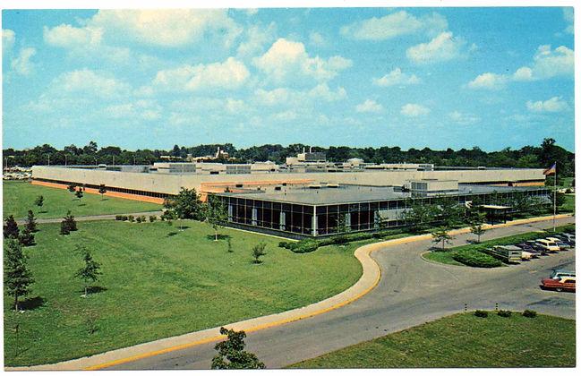 Royal McBee Typewriter Factory