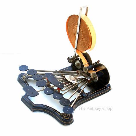 Bartholomew Shorthand Typewriter