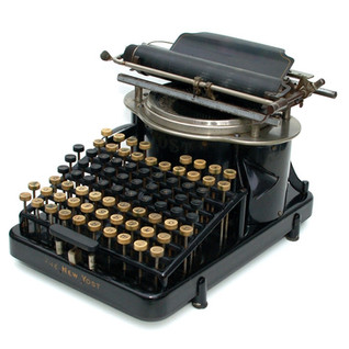 The New Yost Typewriter