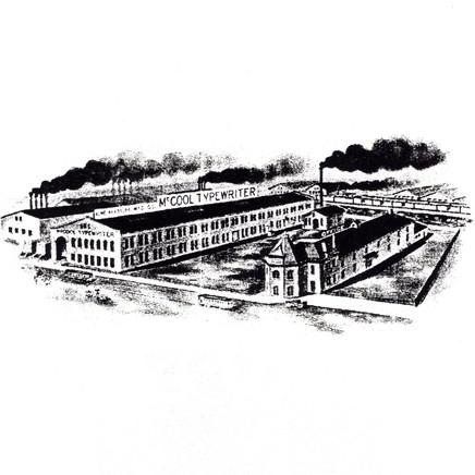 McCool Typewriter Factory