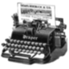 Draper Typewriter