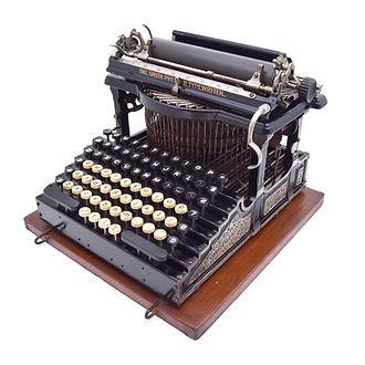 Smith Premier No.1 Typewriter