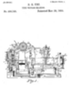 National Typewriter Patent