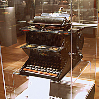 2014 NBMAA Typewriter Exhibition