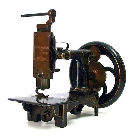 Schroder Sewing Machine