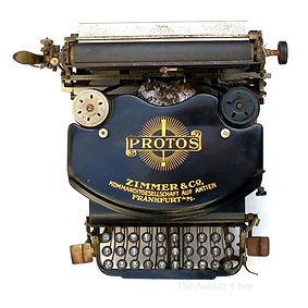 Protos Typewriter