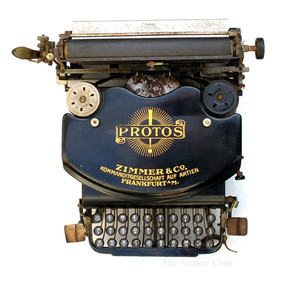 Protos Typewriter
