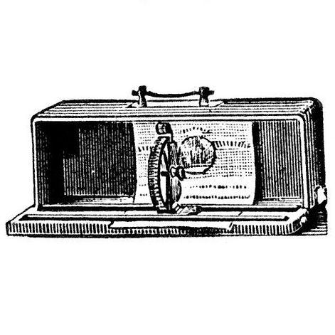 Herrington Typewriter