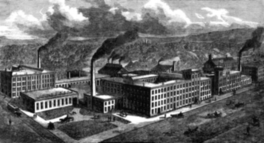 Remington Typewriter Factory