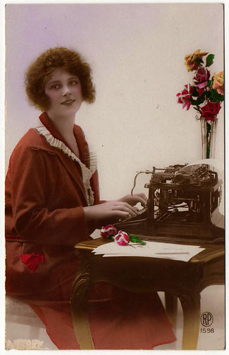 Japy Typewriter