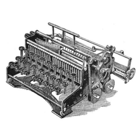 Essex Typewriter