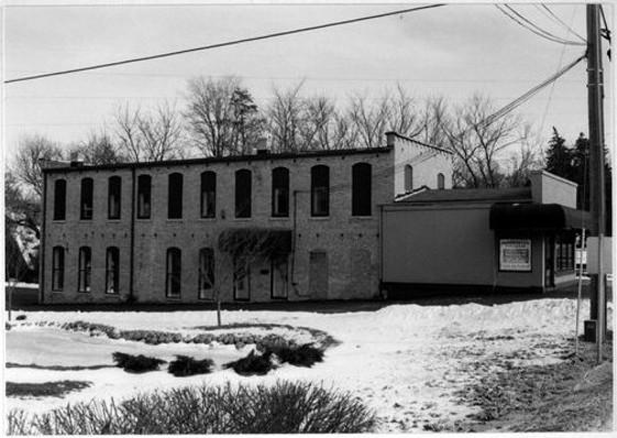Odell Typewriter Factory in Lake Geneva, WI