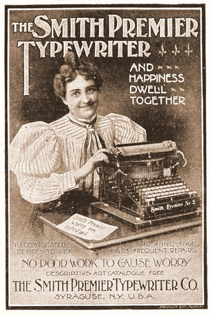 Smith Premier Typewrite Ad