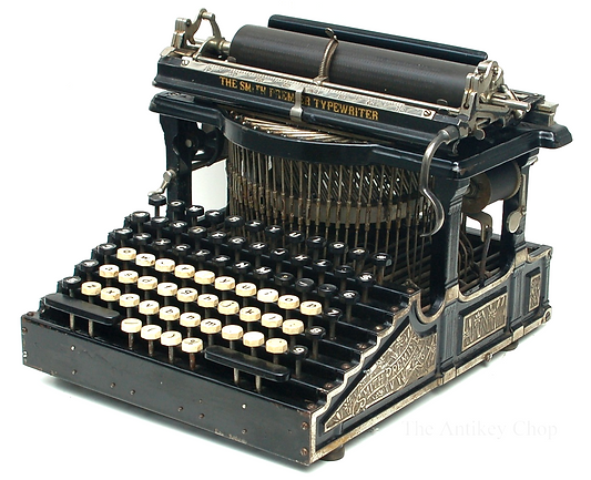 Smith-Premier Typewriter