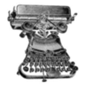 Commercial Visible No.5 Typewriter