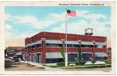 Woodstock Typewriter Factory