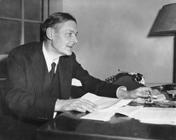 Writer T.S. Eliot